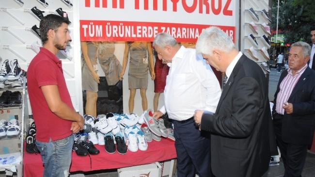 """TESK Genel Başkanı Palandöken: """"İndirim sezonu yılda iki kez olmak üzere sınırlandırılmalı ve indirimler izinle olmalı"""""""