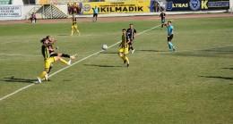 TFF 2. Lig: Tarsus İdman Yurdu: 1 – Elazığspor : 2