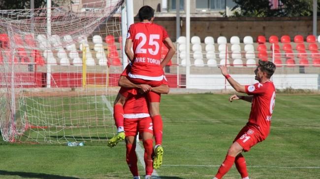 TFF 3. Lig: Nevşehir Belediyespor: 2 – Bucaspor: 1