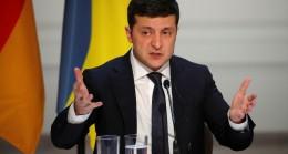 """Ukrayna Devlet Başkanı Zelenskiy: """"Donbas'ta savaş kesinlikle sona erecek"""""""