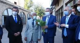 """Vali Elban: """"Kozan OSB geliştirilecek"""""""