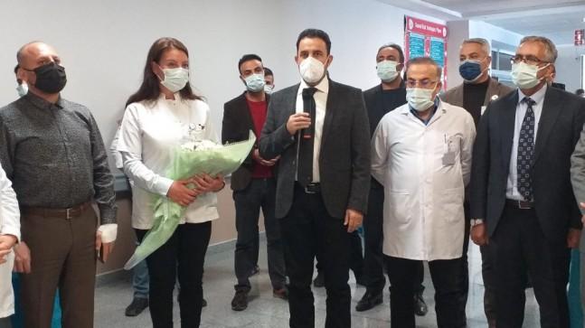 Van Eğitim ve Araştırma Hastanesi konforlu hizmet sunmaya devam ediyor