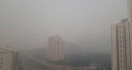 Yeni Delhi'de hava kalitesi düştü