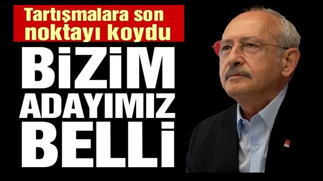 Kemal Kılıçdaroğlu'ndan 'adaylık' açıklaması