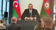 KGK heyeti Aliyev'in 4 saat süren basın toplantısındaydı