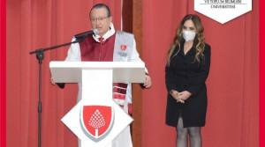 KSTÜ Diş Hekimliği Fakültesi Beyaz Önlük Giyme Töreni Gerçekleştirildi