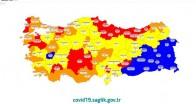 İşte hafta sonu yasağının kaldırıldığı 42 şehir!