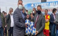 Milletvekili Şahin'den Futbol Takımlarına Destek