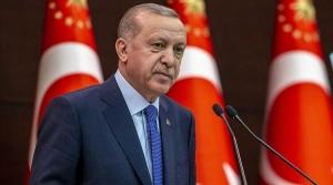 Cumhurbaşkanı Erdoğan'dan KKTC Sulamaları İletim Tüneli projesine ilişkin paylaşım