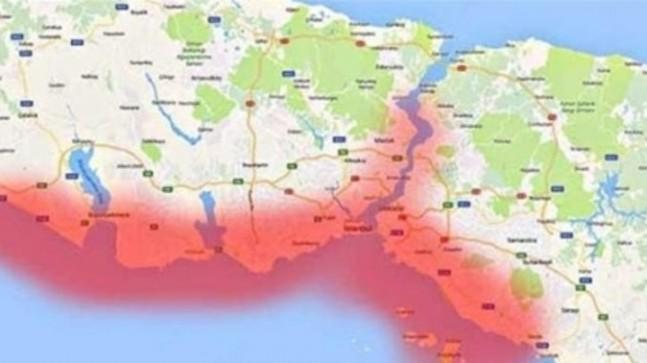 Jeoloji Mühendisi Aykan: 'Marmara Denizi'nde olacak deprem 28 milyon kişiyi etkileyecek'