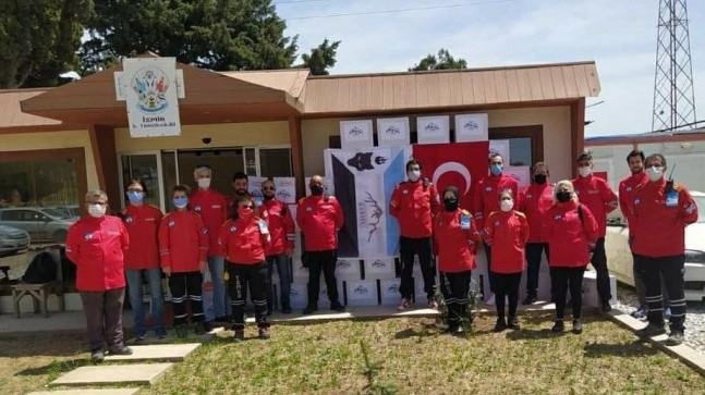 Tamga Uluslararası Arama ve Kurtarma İllerinde İstasyonlarını Kurdu…
