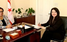 Global Euro Genç TV'den KKTC Londra temsilciliğine ziyaret