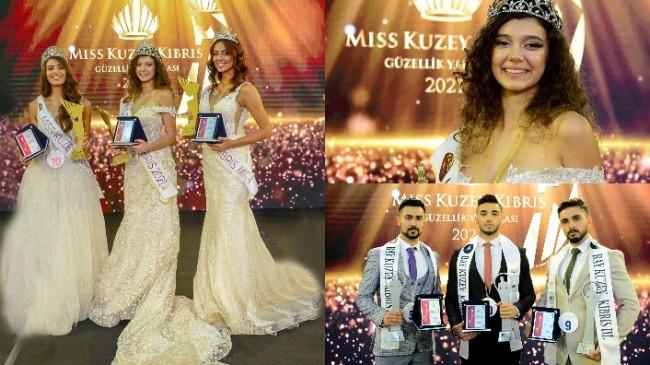 Miss Kuzey Kıbrıs ve Bay Kuzey Kıbrıs seçildi