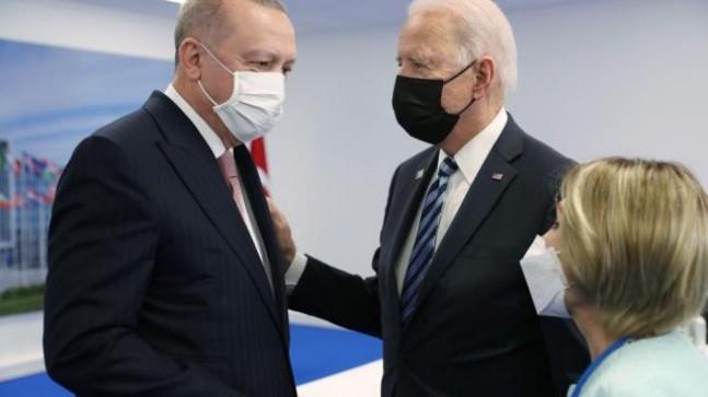 İngiliz gazetesinden dikkat çeken yorum: Cumhurbaşkanı Erdoğan'ın çabaları Biden'ı köşeye sıkıştırıyor