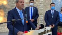 KKTC Cumhurbaşkanı Tatar: 'Bizi kimse Türkiye'mizden koparamaz'