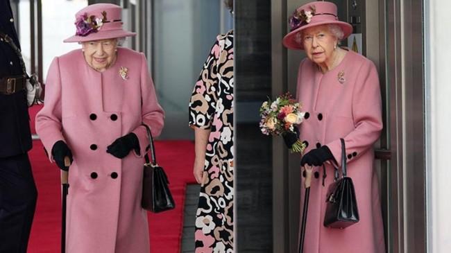 İngiltere Kraliçesi 2. Elizabeth'in Çarşamba gününü hastanede geçirdiği belirtiliyor. Kuzey İrlanda ziyaretini de iptal etmişti.