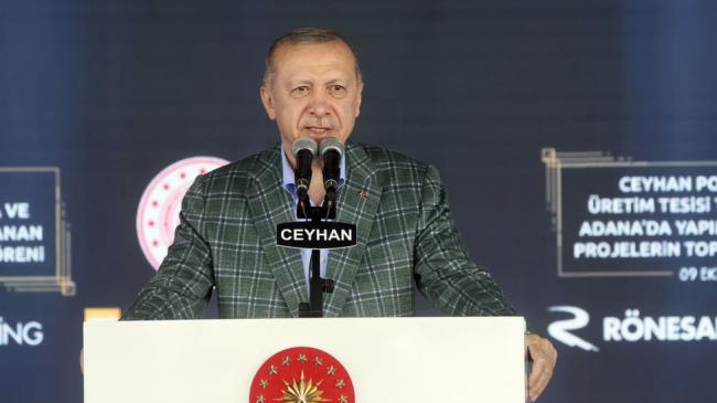 Erdoğan: Amerika'nın, İngiltere'nin halini görüyorsunuz değil mi?