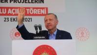 Cumhurbaşkanı Erdoğan'dan ekonomiye ilişkin önemli açıklamalar